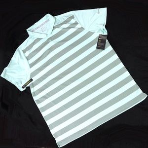 Nike Golf Breathe Stripe Polo